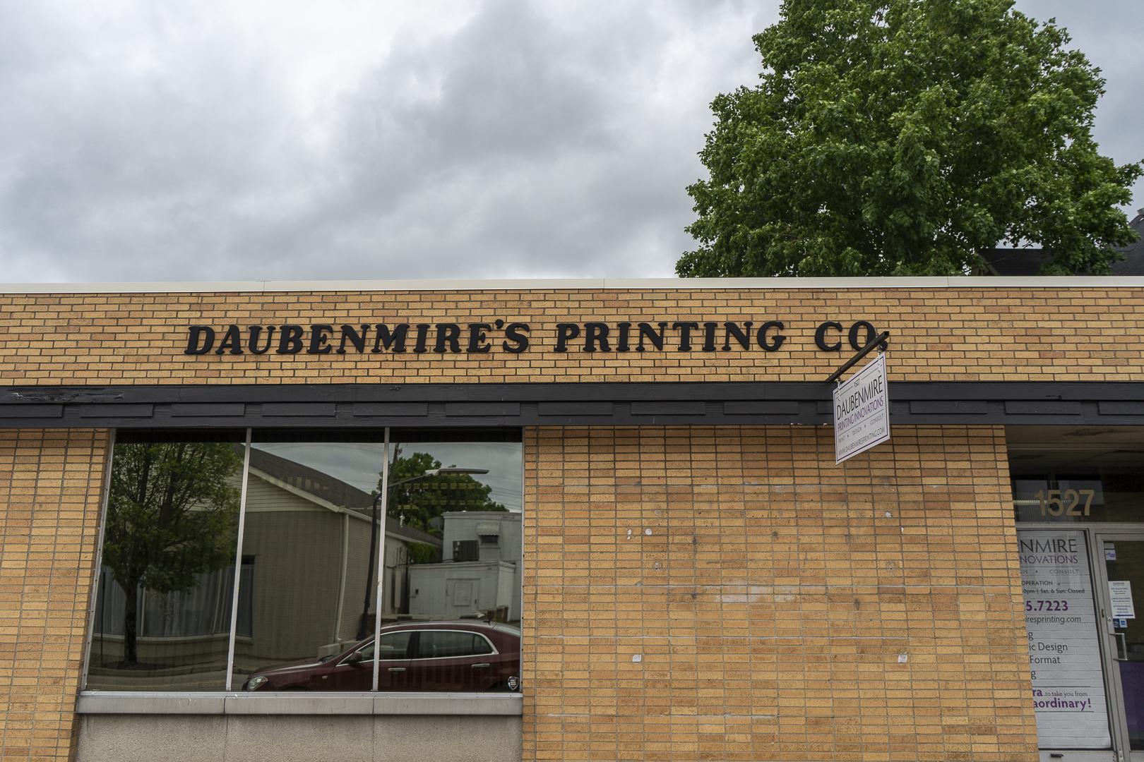 Daubenmire Printing Innovations Building
